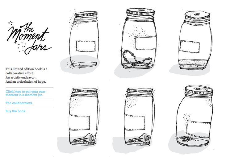 Moment Jars web